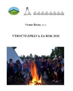 Výroční zpráva 2020